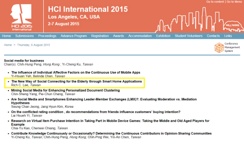 HCI in Business - 2015